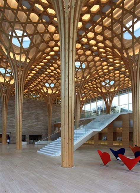 nine bridges country club shigeru ban architects archdaily nine bridges country club clubhouse in korea by shigeru ban