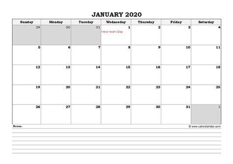 canada monthly calendar  notes  printable templates