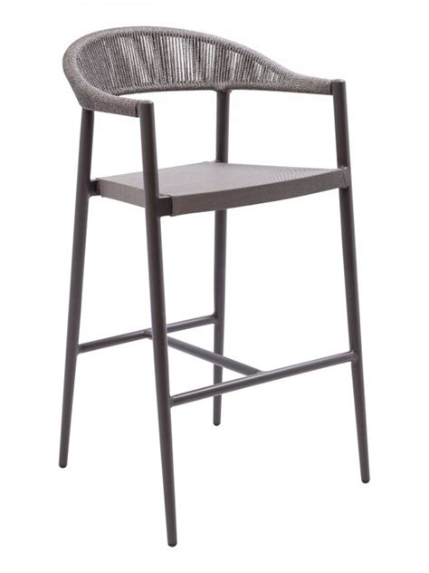 Florida Seating Bar Stools by Florida Seating Commercial Bar Stool With A Rope Back