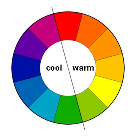 cool colors list creating punch mixing warm and cool colors