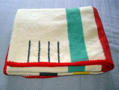 Hudson Bay Blanket by Point Blankets A K A Hudson Bay Company Blankets