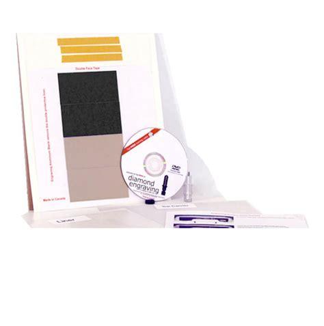 brass engraving kit sm engraving kit for sm redsail vinyl express r series