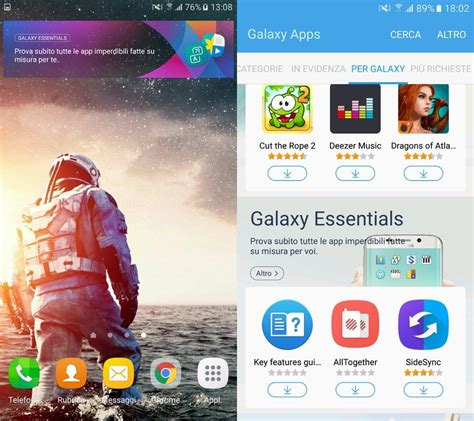 apk galaxy app galaxy s7 apps for s6 and note 5 port the