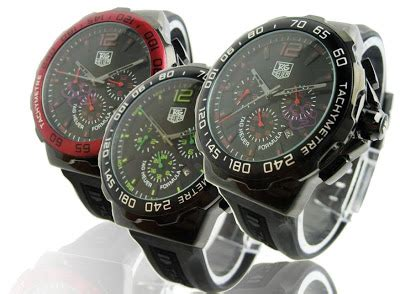 Jam Keren Tag Heuer F1 toko jam tangan your friendly neighbourhood shop