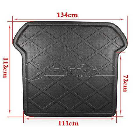 cargo mat for volvo xc90 car boot pad cargo mat trunk liner tray floor mat for