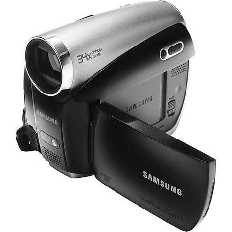 cassette per videocamera samsung sc d382 mini dv camcorder sc d382 b h photo