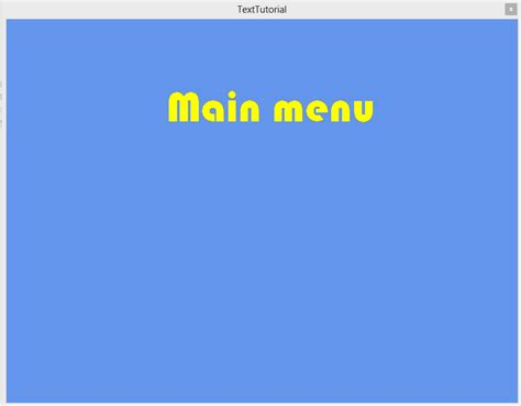 tutorial wave engine using fonts with wave engine tutorial mod db