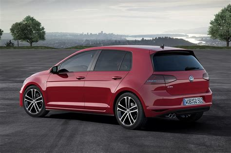 volkswagen golf volkswagen cars news 2013 mk7 golf gtd uncovered