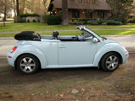 volkswagen convertible 2000 purchase used 2000 below kbb 2006 vw new beetle