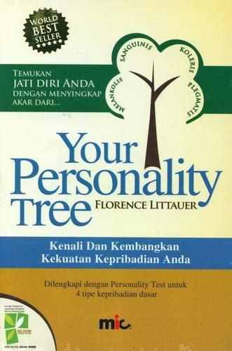 Your Personality Tree By Florence Littauer Buku Tes Tipe Kepribadian bukukita your personality tree toko buku