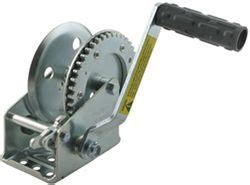 boat winch pulley hand winches etrailer