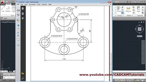 autocad 2007 dimensioning tutorial how to create dimensions in autocad autocad dimensioning