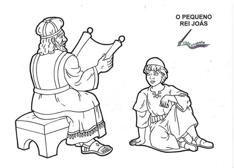 King Joash Coloring Page 1000 Images About King Joash On Pinterest by King Joash Coloring Page