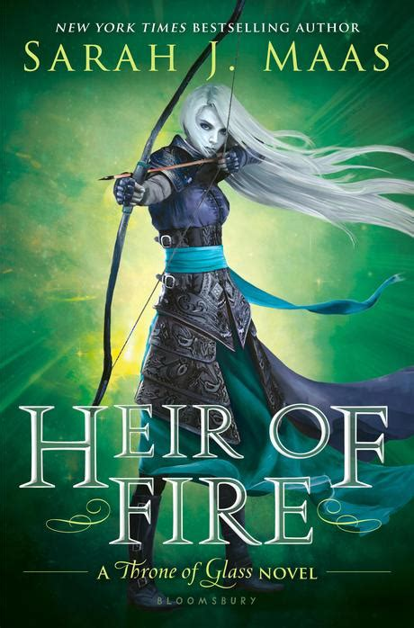 libro heir of fire throne waiting on wednesday 29 heir of fire paperblog