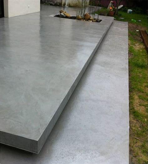 x price la terrasse les 25 meilleures id 233 es de la cat 233 gorie terrasse beton sur