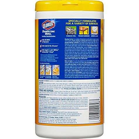top disinfectant wipes gistgear
