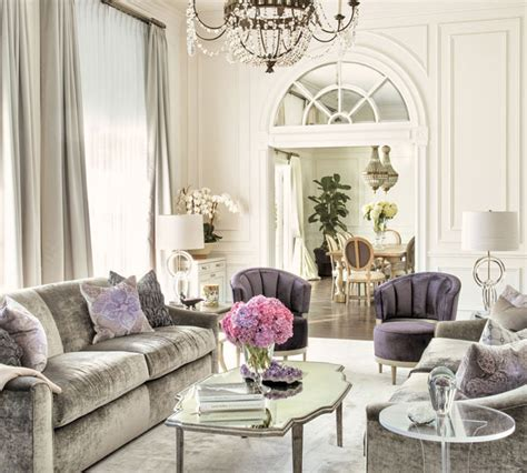 hollywood glamour home decor home tour french charm meets hollywood glamour