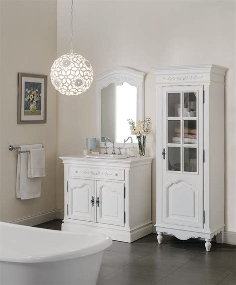 single vanity package cabinet