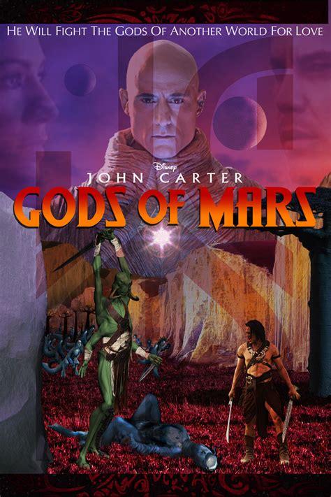 The Gods Of Mars gods of mars concept by khamarupa on deviantart
