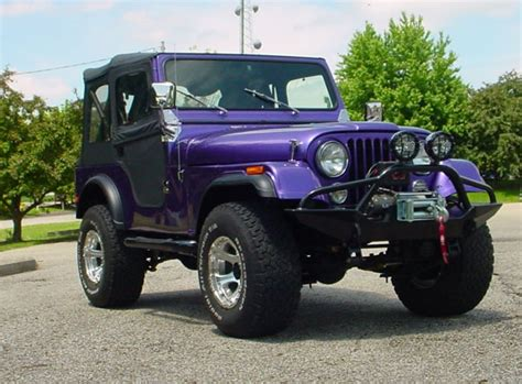jeep purple purple jeep wrangler get me this and ill you