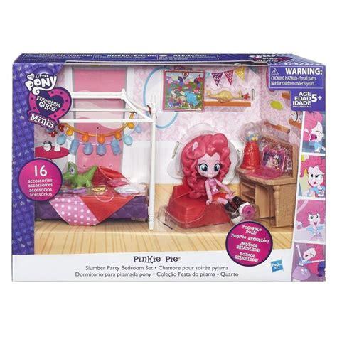 my little pony bedroom set my little pony equestria girls minis pinkie pie slumber