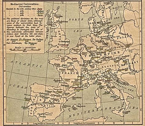 medieval europe european medieval universities full size