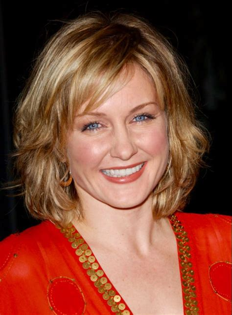 amy carlson shortest hairstyle amy carlson love her hairstyles hair styles