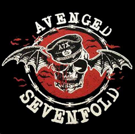 Kaos Avenged Sevenfold Logo 02 avalanche de shows avenged sevenfold the cult e