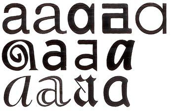 font design principles typography choosing a font