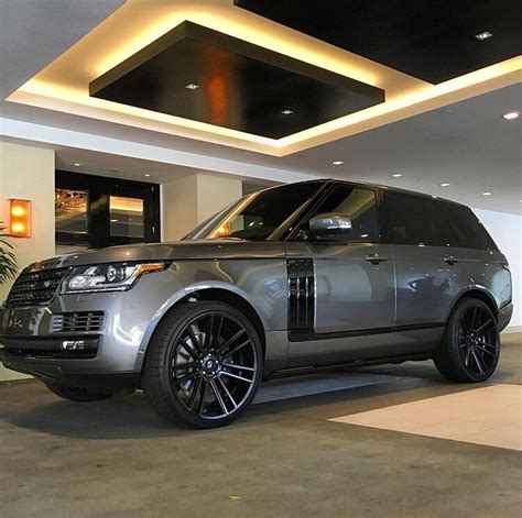 Range Rover Garage Interior Concept For Home Coded