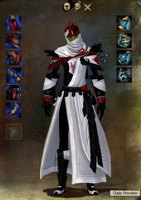 guild wars 2 armor sylvari whispers light