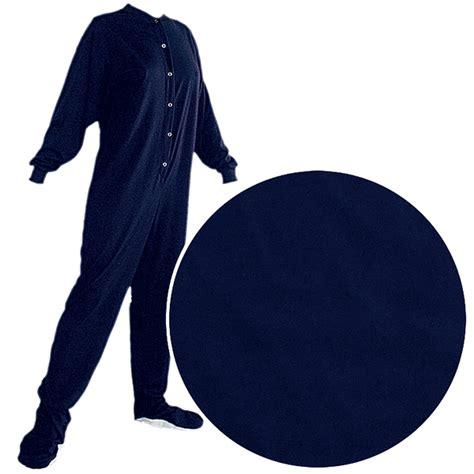 White Superman Big Size Shortpants Pajamas big pjs navy knit footed pajamas for adults