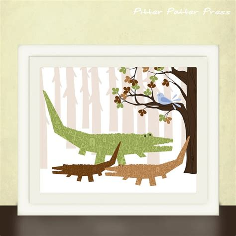 74 Best Images About Baby Boy Stuff On Pinterest Alligator Nursery Decor