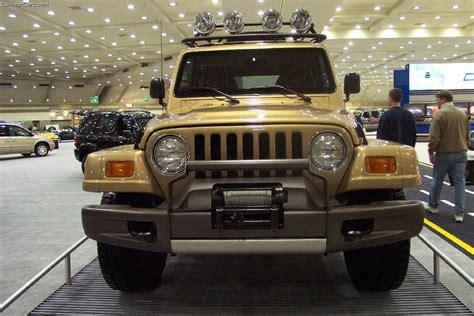 jeep dakar 1997 jeep dakar concept image