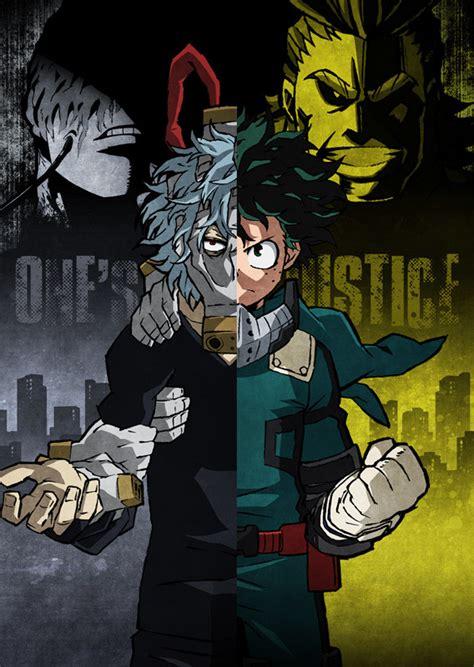 my hero academia 4 8491460950 le jeu my hero academia one s justice annonc 233 sur ps4 nintendo switch adala news