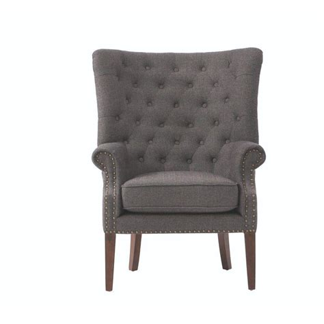 home decorators accent chairs home decorators collection ernest herringbone black
