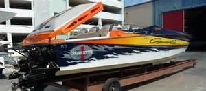 Trs Upholstery Lip Ship Performance Cigarette Racing Team