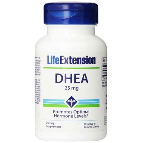 Vitamin Nutrisi Dhea 25mg 100 Capsul extension dhea 25 mg 100 tablets evitamins
