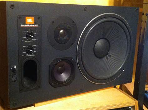 Monitor Jbl jbl 4412 studio monitor image 702252 audiofanzine