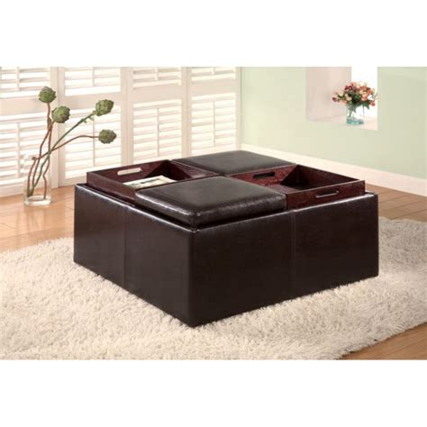 unique ottoman unique storage ottoman unique leather storage ottoman