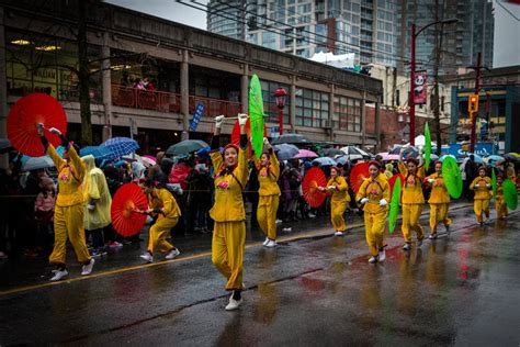new year parade vancouver new year parade 2017 photos and