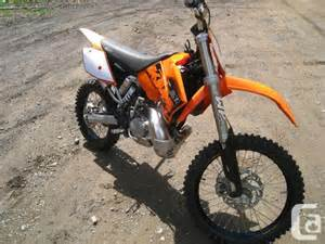 Ktm 200sx For Sale Dirt Bike Ktm 2003 200 Sx Nanaimo For Sale In
