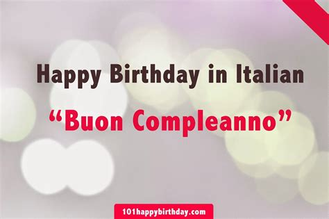 in italian happy birthday quotes in italian quotesgram