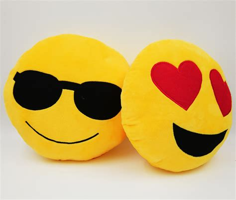 Emoticon Pillows by New Smiley Pillow Emoji Decorative Pillows
