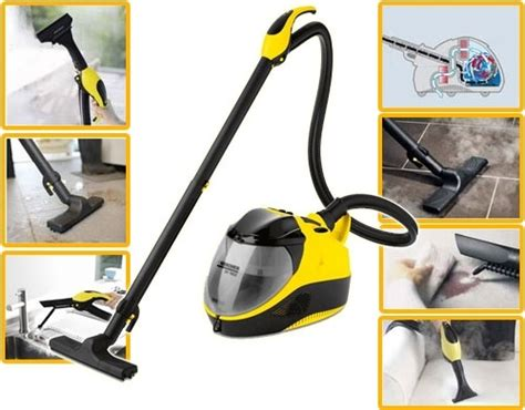 Aspirateur Nettoyeur Vapeur Karcher 2267 by Karcher Sv 7 2200 W 3 In 1 Steam Cleaner Vacuum