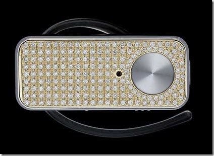 Motopure H12 Bluetooth Headset Gets Bling by Model In The World Amosu Motopure