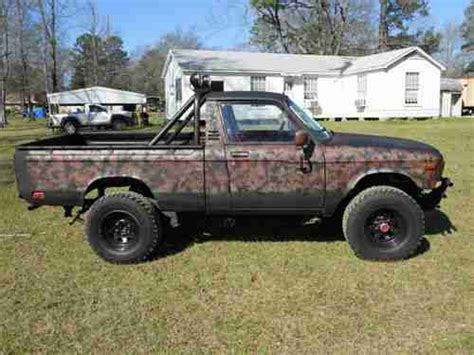 sell   chevy  luv pickup  bossier city