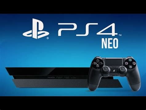 new ps4 console release date ps4 5 neo console price release date more rumours