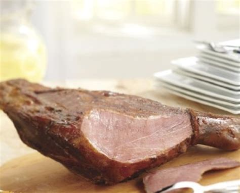 Country Ham Shelf by Smithfield Country Ham Whole Cooked With Bone In