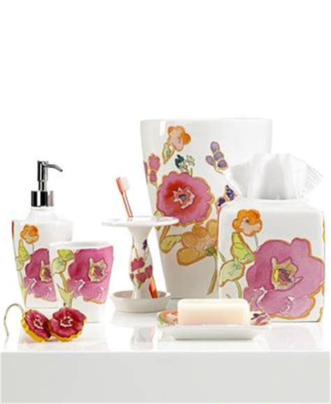 lenox bathroom accessories closeout lenox bath accessories floral fusion shower